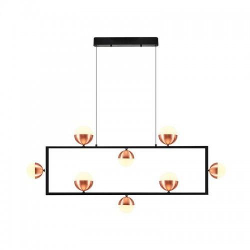 Lampa wisząca nowoczesna ozcan kuchnia  jadalnia salon sypialnia 4029 - 8A