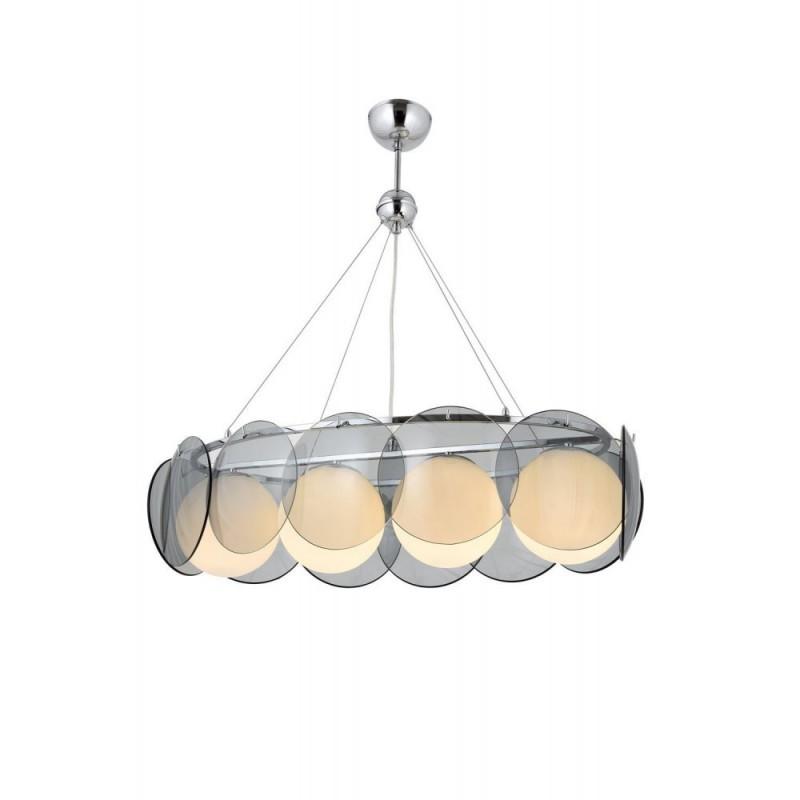 Nowoczesna lampa wisząca  avonni salon sypialnia jadalnia av-1444-4fy lampa