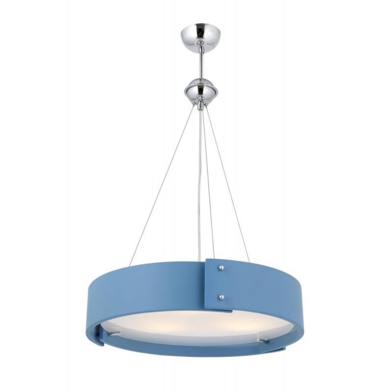 Nowoczesna lampa wisząca niebieska avonni salon sypialnia jadalnia kuchania av-1362-1kt