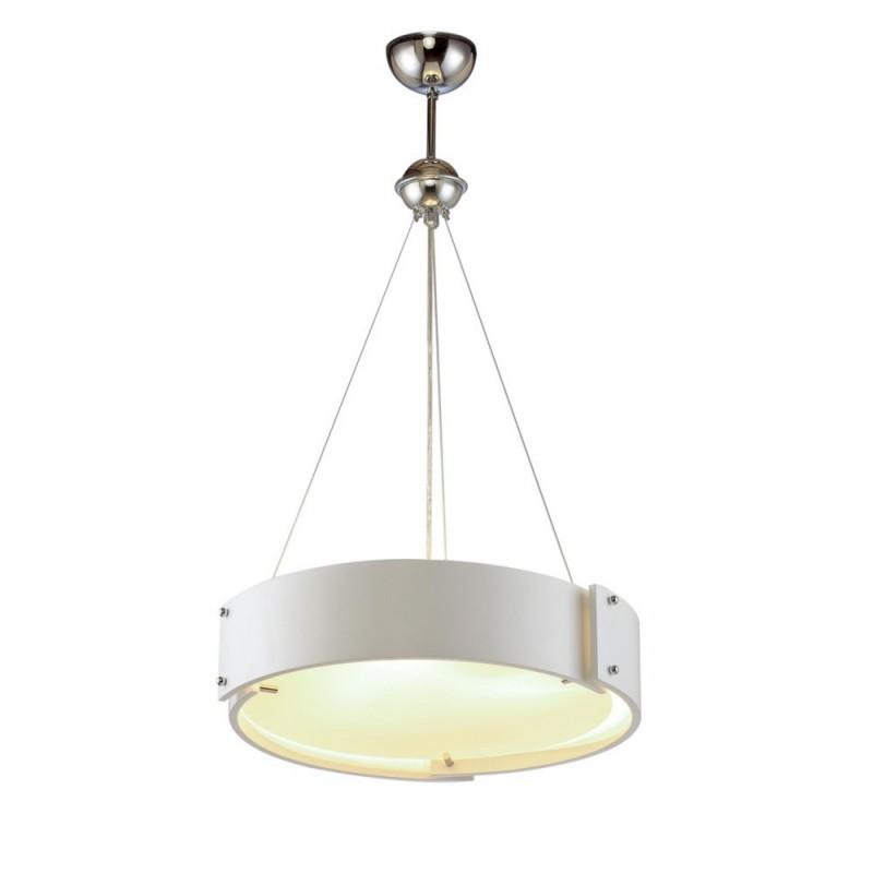 Nowoczesna lampa wisząca biała avonni salon sypialnia jadalnia kuchania av-1362-1kb