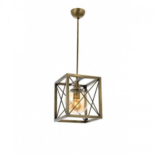 Lampa wisząca vintage patyna avonni av-1732-1E  jadalnia  salon kuchnia sypialnia,