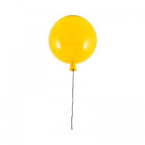 Żółta lampa sufitowa plafon  balon 3218-3 ozcan lampa dziecięca pokój dla dziecka