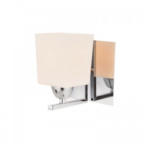 Klasyczny kinkiet  avonni av-1374-1K chrom salon sypialnia jadalnia