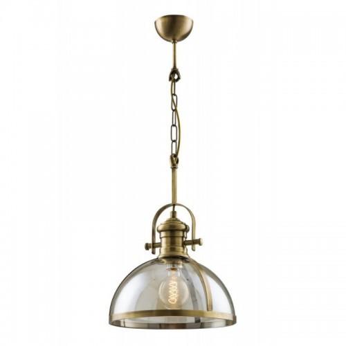 Lampa wisząca vintage avonni salon sypialnia jadalnia   av-5063-1e lampa