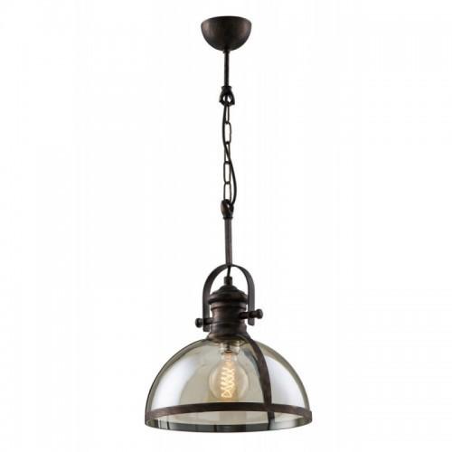 Lampa wisząca vintage avonni salon sypialnia jadalnia   av-5063-1bsy lampa