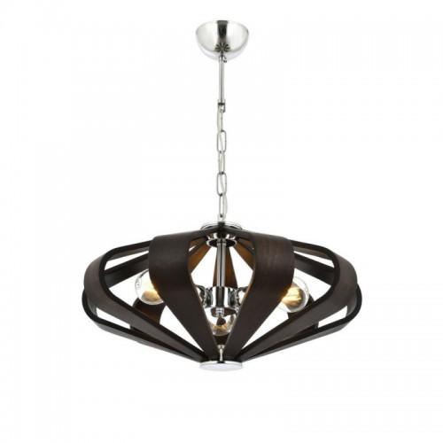 Nowoczesna lampa wisząca venge  avonni salon sypialnia jadalnia av-1674-3kv  lampa