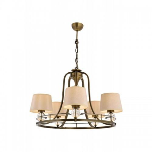 Klasyczna lampa żyrandol  avonni salon sypialnia jadalnia  hotel sala bankietowa restauracja salon av-1597-5es lampa