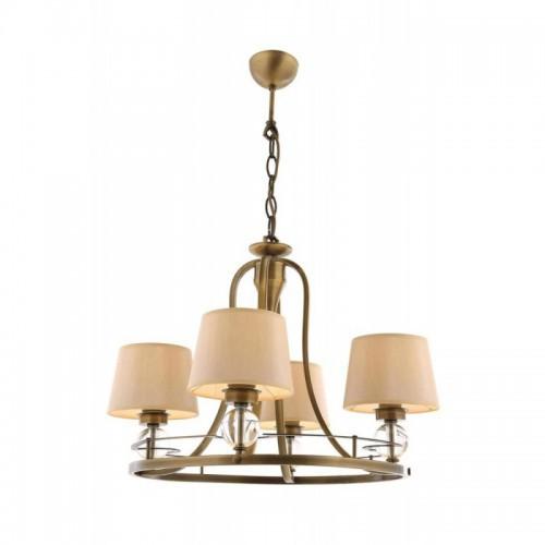 Klasyczna lampa żyrandol  avonni salon sypialnia jadalnia  hotel sala bankietowa restauracja salon av-1597-4es lampa