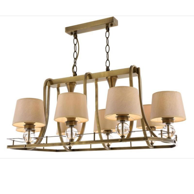 Klasyczna lampa żyrandol  avonni salon sypialnia jadalnia  hotel sala bankietowa restauracja salon av-1597-8es-ym lampa