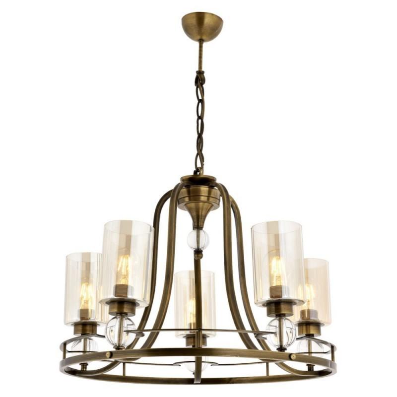 Klasyczna lampa żyrandol  avonni salon sypialnia jadalnia  hotel sala bankietowa restauracja salon av-1597-5e lampa