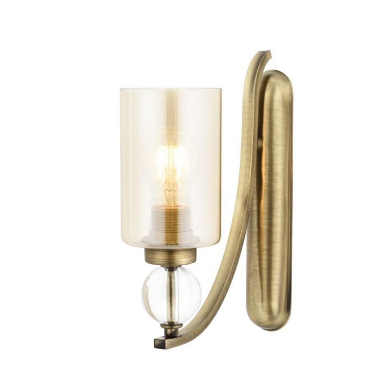 Klasyczny kinkiet lampa avonni salon sypialnia jadalnia  hotel sala bankietowa restauracja salon ap-1597-1e lampa