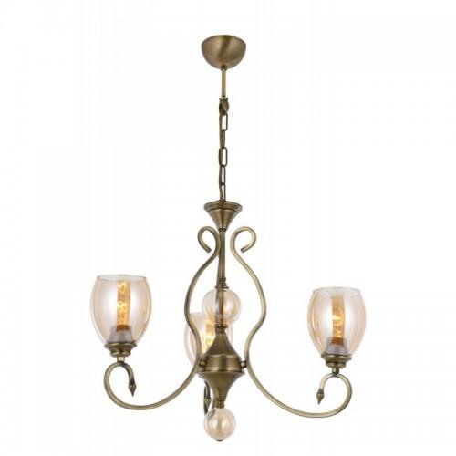 Klasyczna lampa żyrandol  avonni salon sypialnia jadalnia  hotel sala bankietowa restauracja salon av-1615-3e  lampa