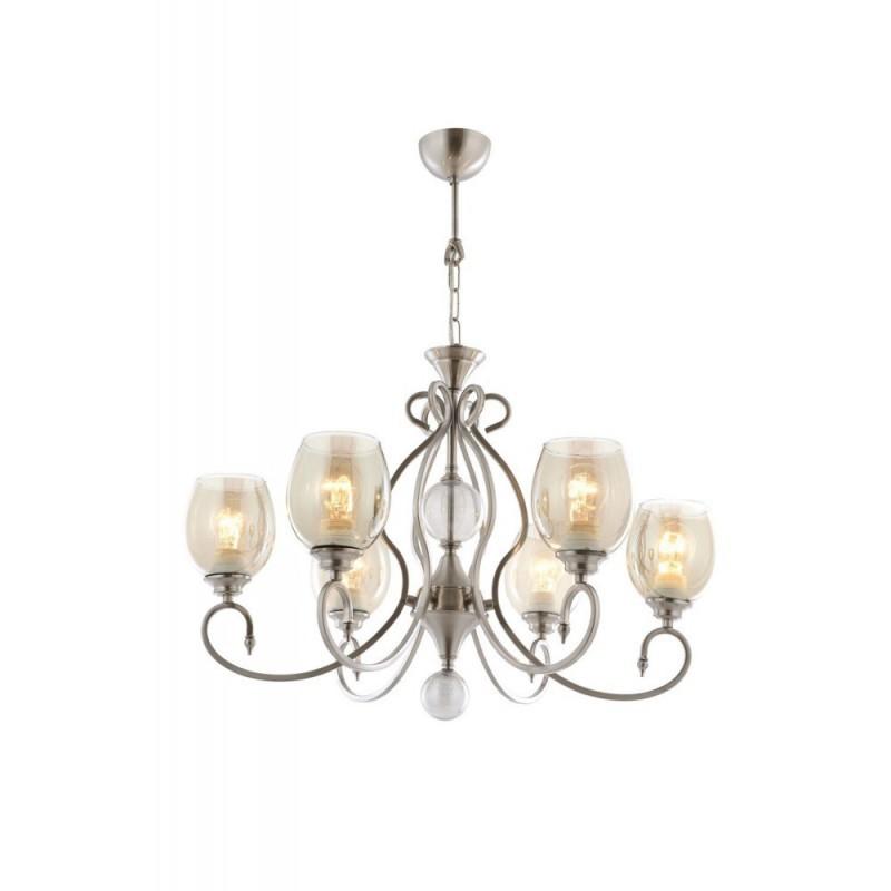 Klasyczna lampa żyrandol  avonni salon sypialnia jadalnia  hotel sala bankietowa restauracja salon av-1615-6n lampa