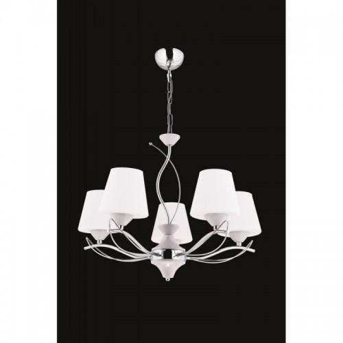 Klasyczna lampa żyrandol  avonni salon sypialnia jadalnia  hotel restauracja  av-4151-5k  lampa