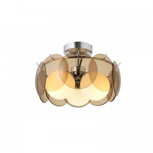 Nowoczesna lampa sufitowa plafon  avonni salon sypialnia jadalnia ar-1444-3hd lampa