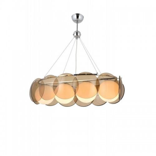 Nowoczesna lampa wisząca  avonni salon sypialnia jadalnia av-1444-4hy lampa