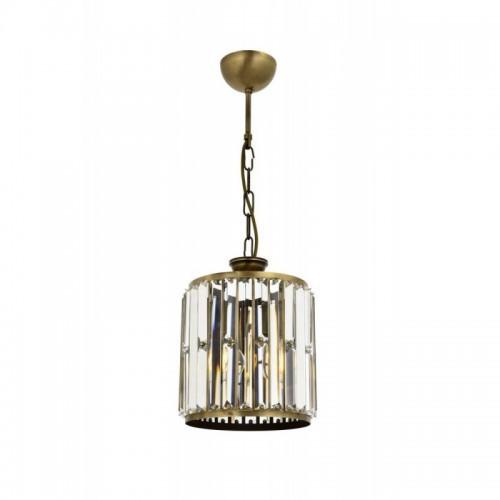 Kryształowa lampa wisząca avonni av-1667-1e  salon sypialnia jadalnia przedpokój kuchnia