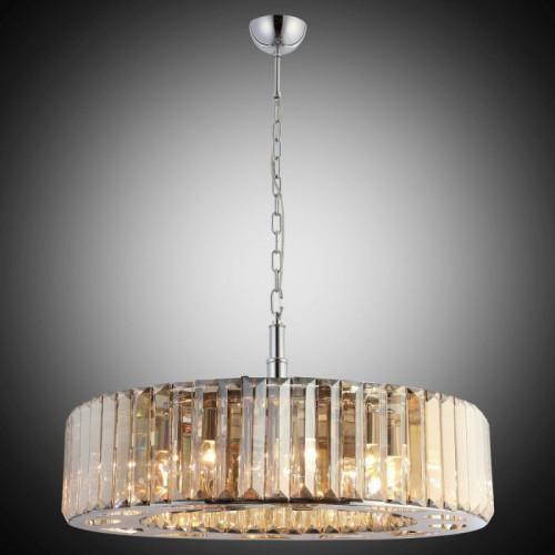 Kryształowy srebrny żyrando lucea 1426-51-12 enzo hotel sala bankietowa restauracja salon